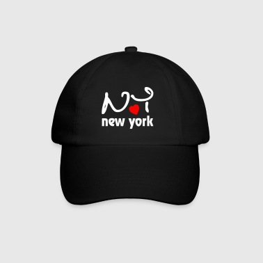 I Love New York Camisetas - Gorra béisbol