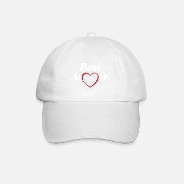 Best Mom BEST MOM - for the best mom in the world - Baseball Cap