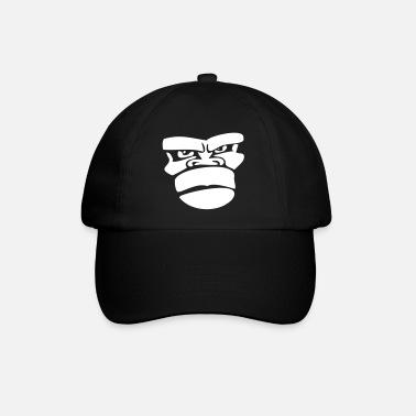 2d09bc42755 gorilla monkey affengesicht ape Winter Hat