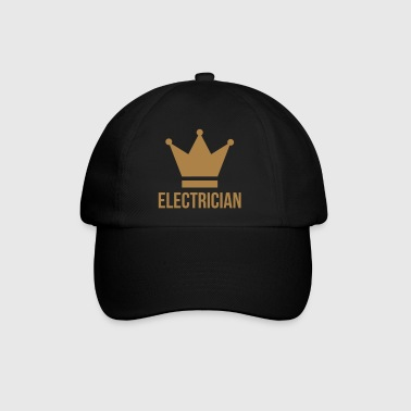 Electric Guitar Electrician / Electricity / Electricien / Electric - Baseball Cap