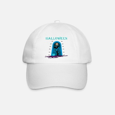 Horror Halloween horror - Baseball Cap