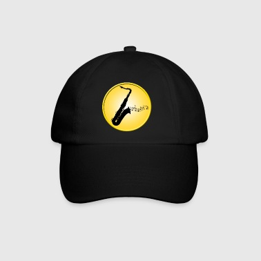 Saxophone / Jazz / Music - Baseball Cap