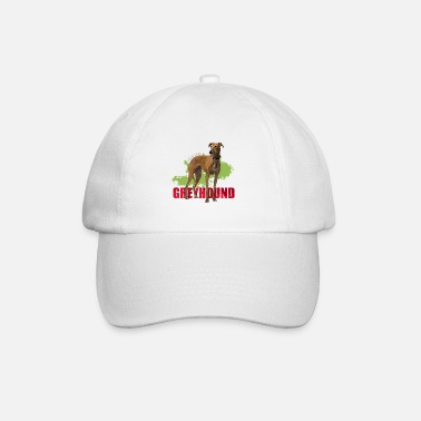 Dog Greyhound Hunter dog - Baseball Cap