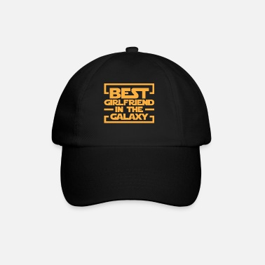 Best Best friend galaxy - Baseball Cap