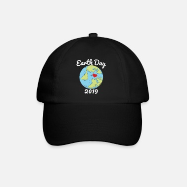Milieuvervuiling Earth Day 2019 - Baseball cap