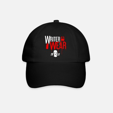 Wear Writer Wear - Baseball cap