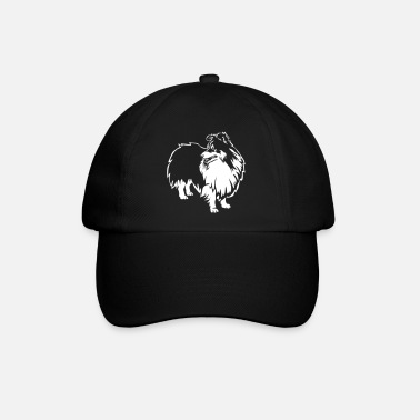 Laufen Sheltie Black Edition - Baseball Cap