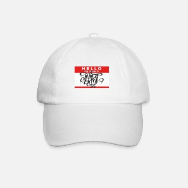 Name HELLO MY NAME IS EARL - Baseball Cap