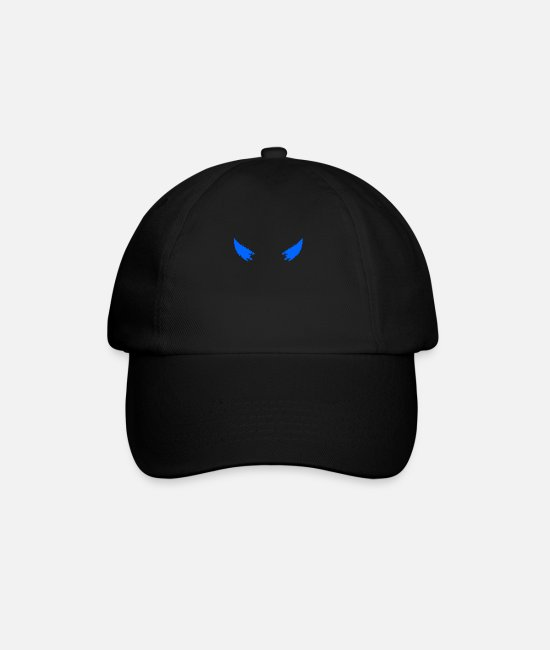 Devil Caps & Hats - Devil horns - Baseball Cap black/black