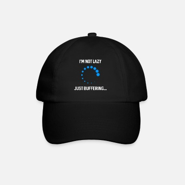 Video Buffer Just buffering. - Baseball Cap
