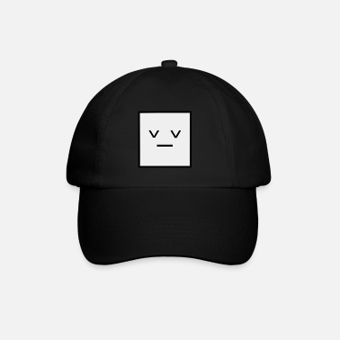 Squares Square, it's a square geometry square - Baseball Cap