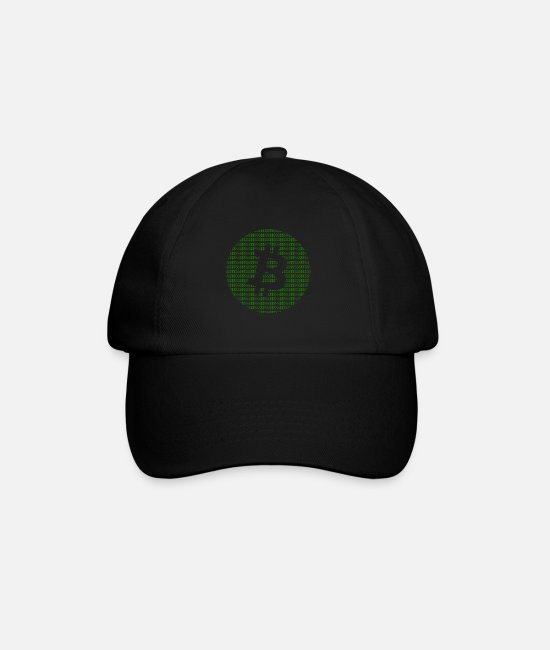 Btc Caps & Hats - Dollar Bitcoin - Baseball Cap black/black