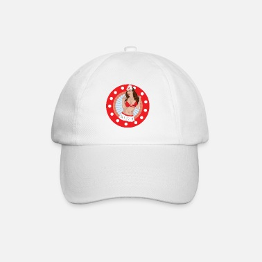 Healing Underwear Sexy nurse first aid female doctor sister - Baseball Cap