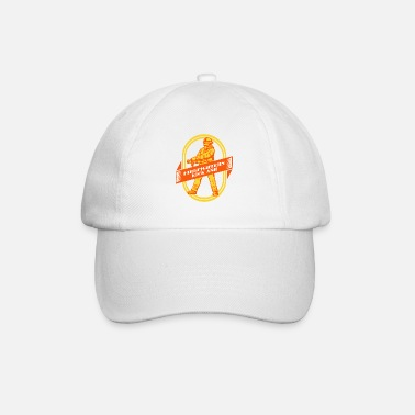 Fire Extinguisher Fire extinguishing fire extinguishing fire extinguishing gift - Baseball Cap