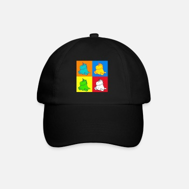 Einhorn Pop Art - Baseball Cap