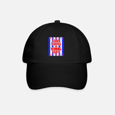 Stars And Stripes Stars and Stripes - Baseball Cap