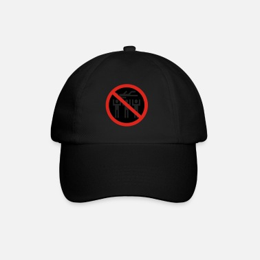 Stagediving No stagediving - Baseball Cap