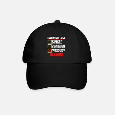 Alcohol Alcohol Drinker - Baseball Cap