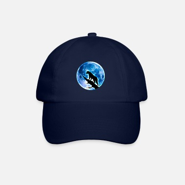 Full Moon full moon - Baseball Cap