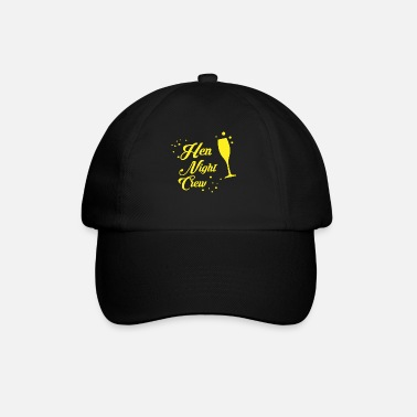 Hen Night Hen Night Crew - Baseball cap