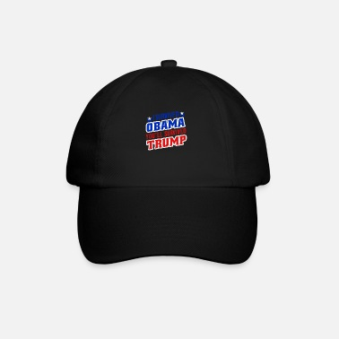 President Funny I survived Obama, you'll survive Trump - Baseball Cap