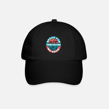 Animal Animal welfare animal rescue animal rights activist gift - Baseball Cap