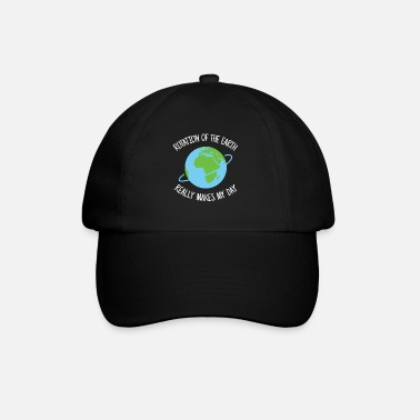 Support Earth Day 2019 Funny Facts Quote Gift Men Women Ki - Baseball Cap