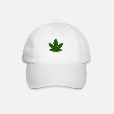 Cannabis Welcome to Paradise Cannabis Cannabis Marijuana Cannabis - Baseball Cap