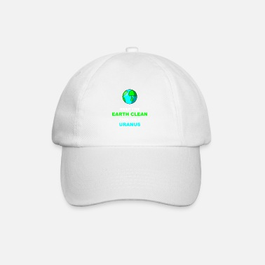 Enviromental Keep The Earth Clean This Isnt Uranus | - Baseball Cap