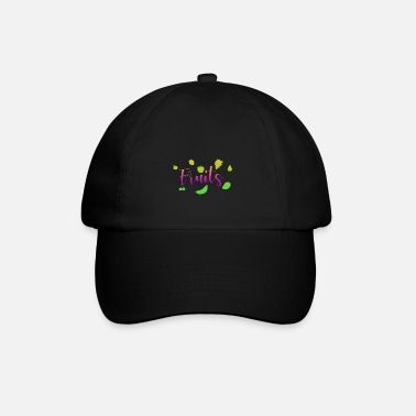 Fruit Fruits - fruits - Baseball Cap