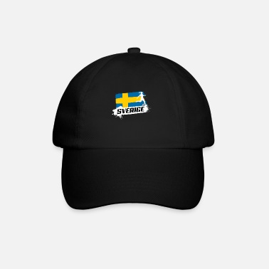 Sweden Soccer World Cup Women's Football - Baseball Cap