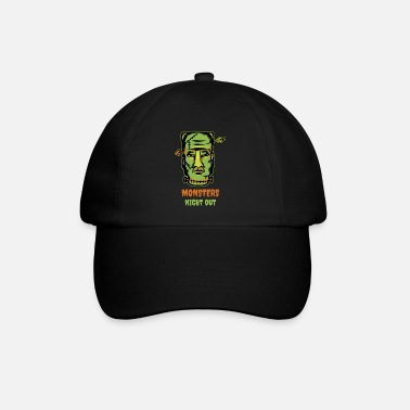 Nights Out MONSTERS NIGHT OUT - Baseball Cap