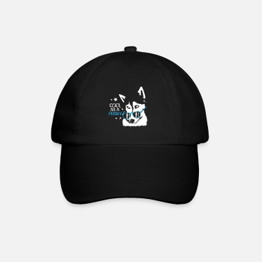 Dog Husky dog dog hairdresser dog lover dog lover - Baseball Cap