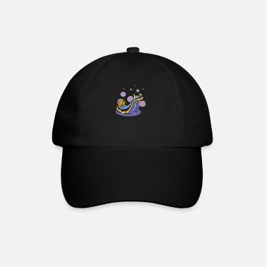 Scuba Nudibranch Scuba Diving design - Cappello con visiera