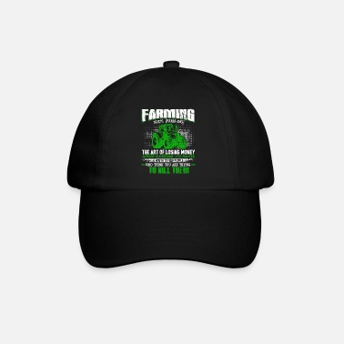Farming Farming's Definition - Baseball Cap