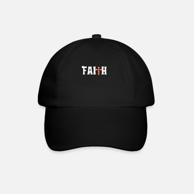 Stylish Faith Cross Christian Design Parade - Baseball Cap