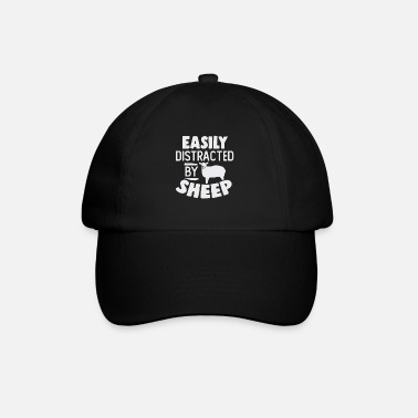 Sheep sheep - Baseball Cap