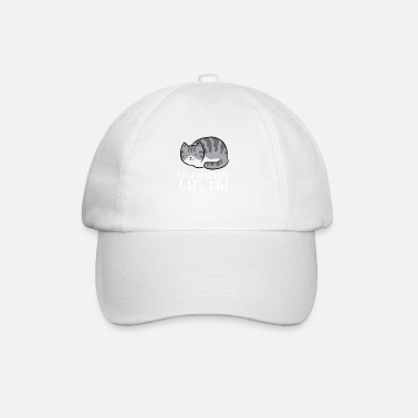 Girl I Just Really Like Cats, Ok? Funny Cat - Baseball Cap