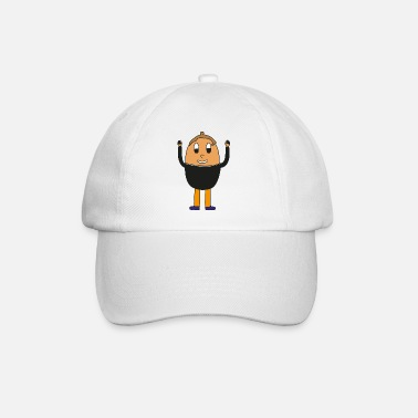 Comic Egg mom - Baseball Cap