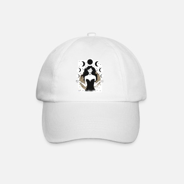 Phase Depression Moon Phase Mood Yoga Gift - Baseball Cap