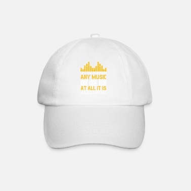 Music at all it is jazz music - Baseball Cap