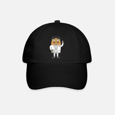 Light Chemist egg - Baseball Cap