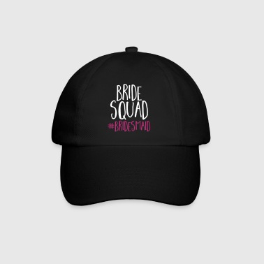 Bride Squad Bridesmaid  - Baseball Cap