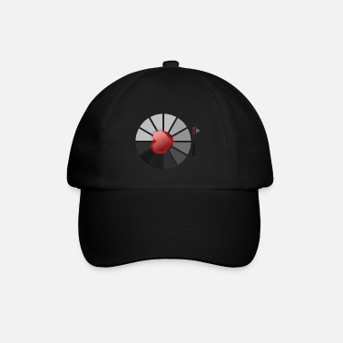 Movida withing for a love 2.png - Baseball Cap