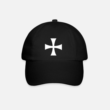 Knights Of St John Hospitallers Cross - Baseball Cap