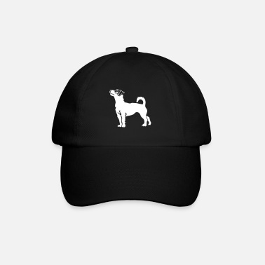Jack Russell Terrier Black Edition - Baseball Cap