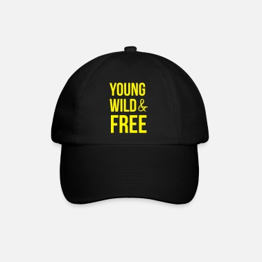 young wild free - Casquette baseball