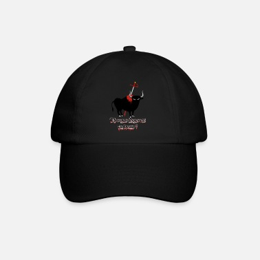 Bullfighting bullfight - Baseball Cap