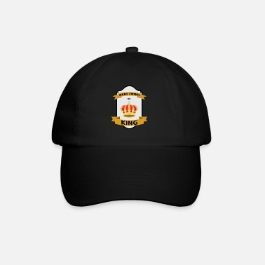 King Iam King and Boss - Baseball Cap