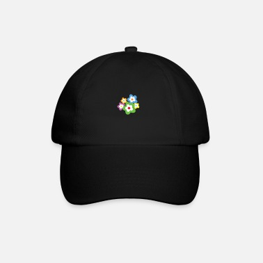 Occasion A bouquet of flowers for all occasions - Baseball Cap